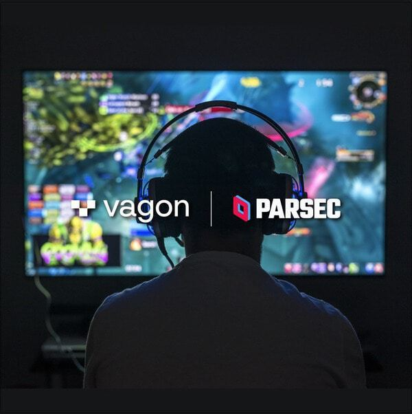 Playing Games on Vagon computers with Parsec